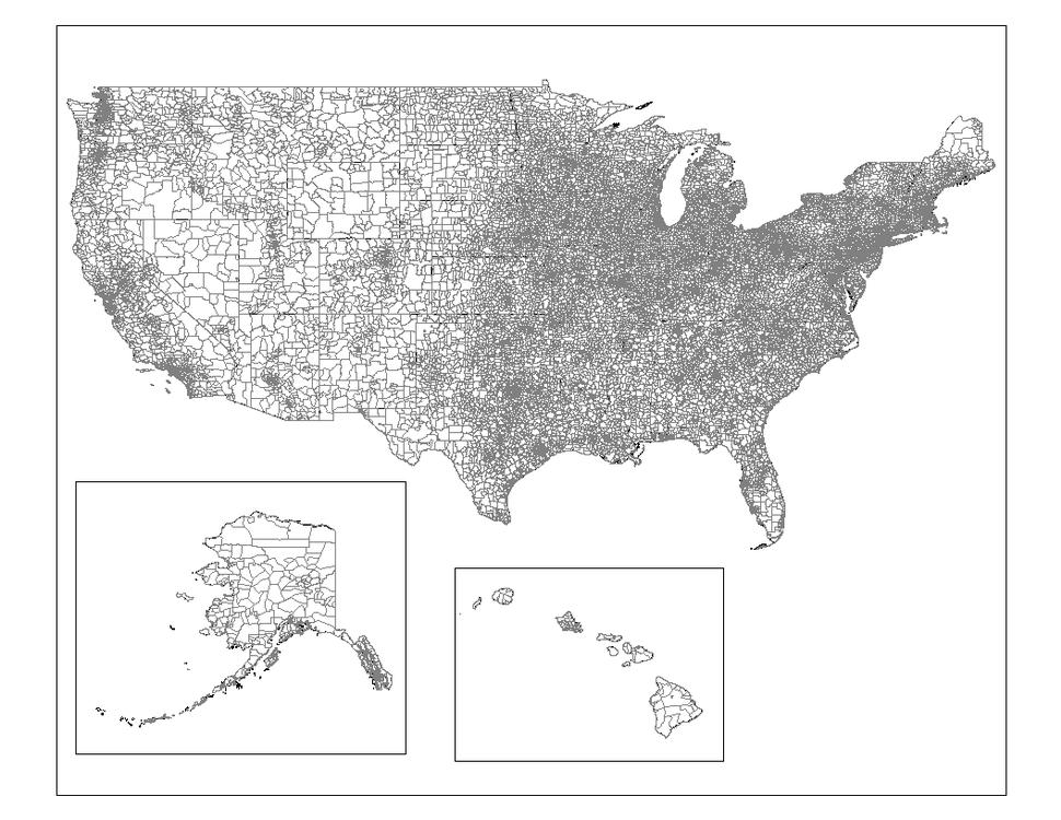 Wire Center Locations