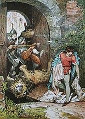 Das Märchen vom Witzenspitzel, Illustration von Alexander Zick (Quelle: Wikimedia)