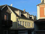 Wohnhaus Rudolf Harbig Wilder Mann