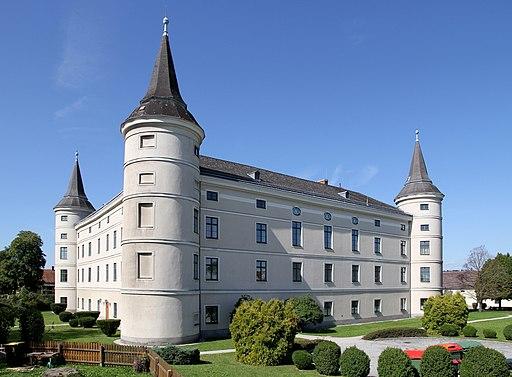 Wolfpassing - Schloss
