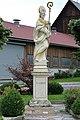 Wolfsberg Theissenegg Statue des hl Albinus 03092014 501.jpg