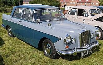 Wolseley 6/99 - Wolseley 6/110 (1965)