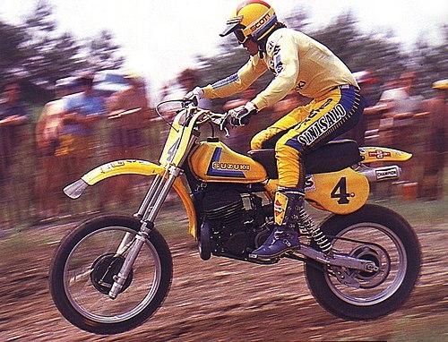 Fox Yamaha