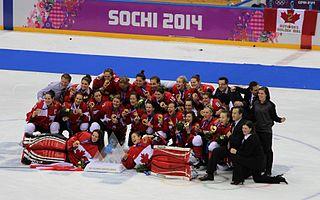 Ice hockey at the 2014 Winter Olympics – Womens tournament