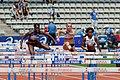 Women 100 m hurdles French Athletics Championships 2013 t145256.jpg