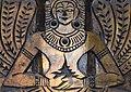 Wood Art at Sree Sankaracharya University of Sanskrit Kalady 02.jpg