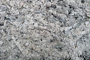 Ash - Wood ash