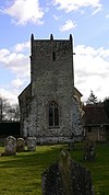Woolbeding church tower - geograph.org.uk - 1186502.jpg