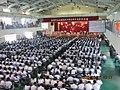 Wufu Junior High School graduation ceremony 20110616.jpg