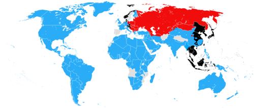 Cartina Mondo Seconda Guerra Mondiale.Evoluzione In Mappe Della Seconda Guerra Mondiale Wikipedia
