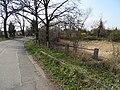 Xaverov, Ke Xaverovu, rybník Paleček (01).jpg