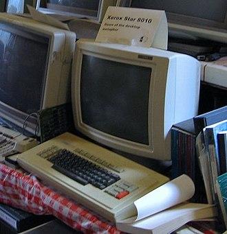 Xerox Star - Image: Xerox Star 8010