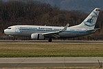 "YR-BGG Boeing B737-78J-W B737 - ROT ""Retro"" (24284914274).jpg"