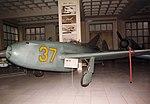 Yakovlev Kak-15 Yakovlev Yak-15 Yakovlev Museum Moscow Sep93 4 (17150451711).jpg