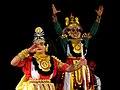Yakshagana Performance at NINASAM (India Theatre Forum Stuyd Tour May 2013) (8764460522).jpg