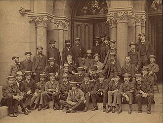 Yale Law School - Yale Law School Class of 1883
