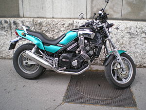 Yamaha Radian Wheel Swap
