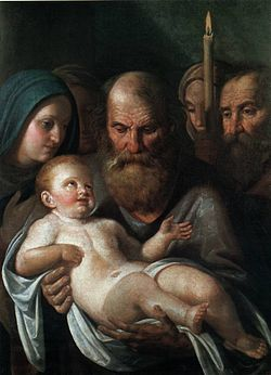 sveti starček Simeon - prerok in svetopisemski mož