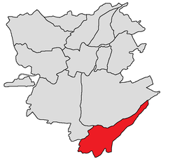 Location of Nubarashen