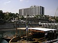 Yigal Allon promenade from the Marina. Tiberias P1010955.jpg
