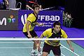 Yonex IFB 2013 - Eightfinal - Chan Yun Lung-Lee Hei-chun — Hoon Thien How-Tan Wee Kiong 02.jpg