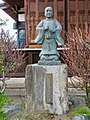 Young Shinran Statue in Kakusen-ji (Sakahogi).jpg