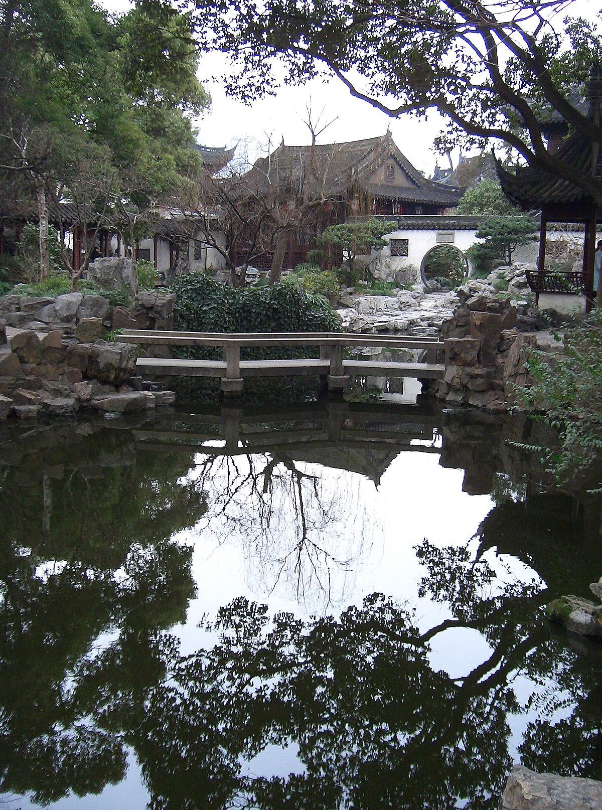 gartenkunst in china – wikipedia, Gartenarbeit ideen