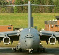 ZZ177 - C17 - Royal Air Force