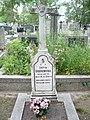 Zabytkowe groby na cmentarzu w Jazgarzewie k. Piaseczna (13).jpg