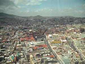 Zacatecas City