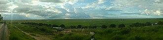 Mongu - Image: Zambezi Flood Plain
