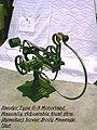 "Zander Type G-3 Motorized Manually Adjustable Dual-arm (spanker) Lower Body Massage Unit"" is basically a heavy-cast iron base (ab2c46a4-1714-4416-9884-b151391f44c6).JPG"