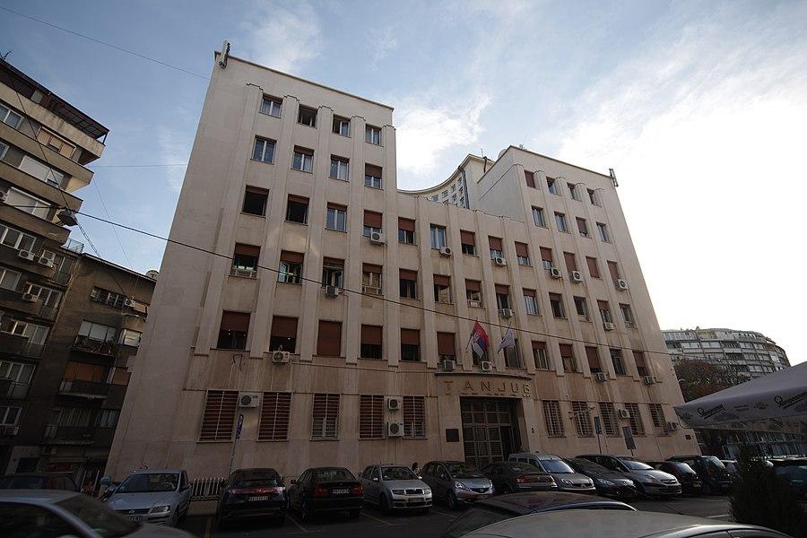 PRIZAD building