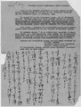"""Congress Should Compensate Those Wronged"" - Commentary by Kiyoshi Okamoto to fellow Heart Mountain internees... - NARA - 292805.tif"