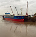"""""""Crown Mary"""" at New Holland Dock.jpg"""