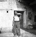 """Plav?nca"" za malto (nečko) nese; Staro selo 1951.jpg"