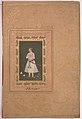 """Portrait of Jahangir Beg, Jansipar Khan"", Folio from the Shah Jahan Album MET sf55-121-10-37b.jpg"