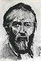 """""""Theodor Storm"""" Zeichnung von Ingo Kühl, 1980.jpg"""