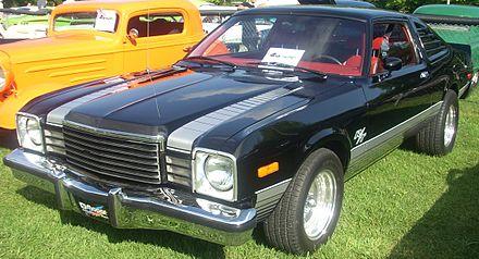 Dodge Aspen - Wikiwand