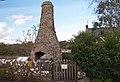 'Flemish' Chimney - Carew - geograph.org.uk - 2677986.jpg