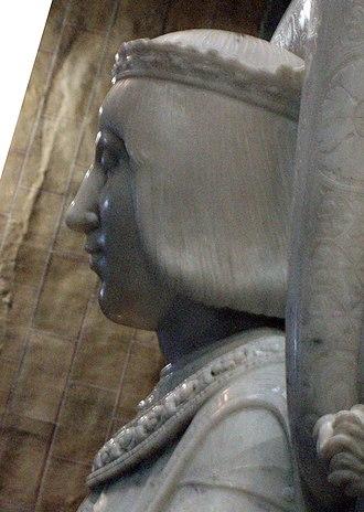 John, Prince of Asturias - Image: Ávila. Real Monasterio de Santo Tomás. 4 (cropped)