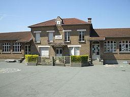 École primaire belloy en france