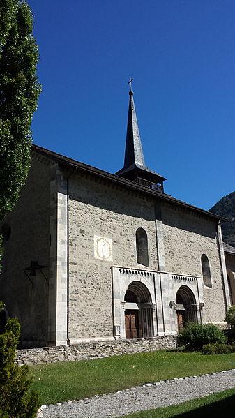 Église Saint-Pancrace de Villar-Saint-Pancrace (Classé)