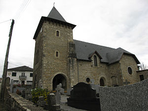Soule - Church of Muskildi
