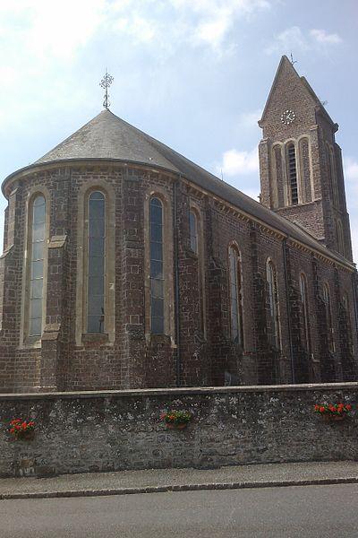église de fr:Troisgots