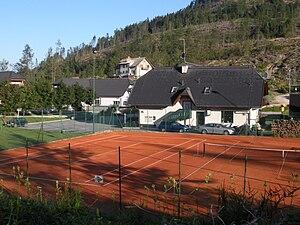 Črnivec Pass - Tourist facilities at the pass