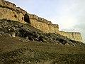 Ак Кая - Белая скала, Грот, вид снизу.jpg