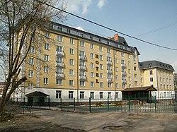 Александров. Новый корпус гостиницы..jpg