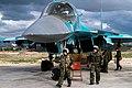 Будни ВКС РФ на авиабазе Химеймим в Сирии (2016) (3).jpg