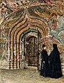 Василий В. Верещагин - Входная дверь в Ипатьевский собор в Костроме.jpg